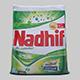Nadhif powder bag 3D model