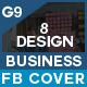 Facebook Cover Bundle - 16 Design - GraphicRiver Item for Sale