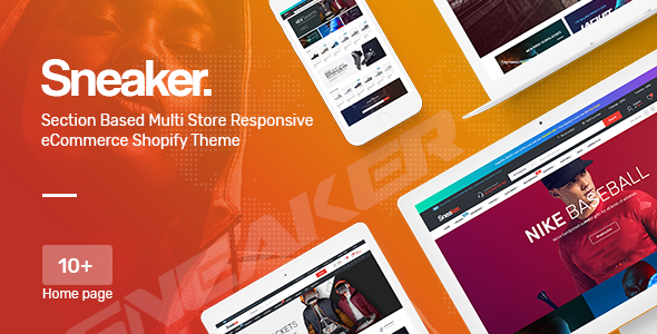 Image of Sneaker -Fashion, Shoes Responsive Shopify Theme