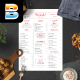 Classic Food Menu - GraphicRiver Item for Sale