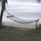 Hammock Swings Against Sea - VideoHive Item for Sale
