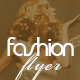 Fashion New Collection Flyer - GraphicRiver Item for Sale