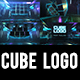 Cube logo reveal - VideoHive Item for Sale