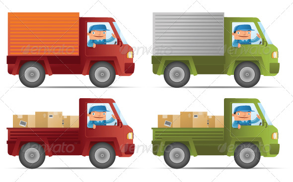 Moving - Services Commercial / Shopping
