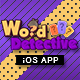 Word Search Detective App With CMS & AdMob - iOS - CodeCanyon Item for Sale