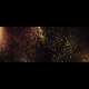 Cinematic Fire Gold Space Luxury Particles Widescreen - VideoHive Item for Sale