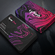 Modern Art Business Card - GraphicRiver Item for Sale