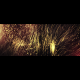 Luxury Gold Particle Streaks - VideoHive Item for Sale
