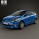 Hyundai Verna (Accent) 5-door hatchback 2014