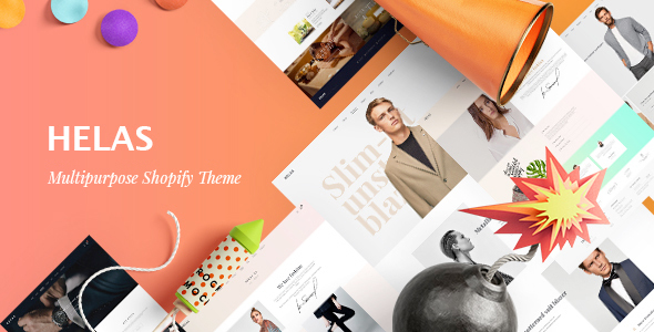 Image of Helas - Minimal Shopify Theme