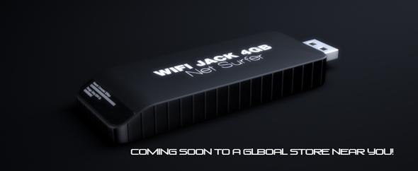 Wifi jack unit delta v4.2444
