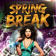 Spring Break Party Flyer Vol_7 - GraphicRiver Item for Sale