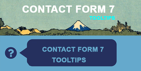 Contact Form 7 Tooltips - CodeCanyon Item for Sale