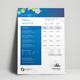 Social Media Invoice Template