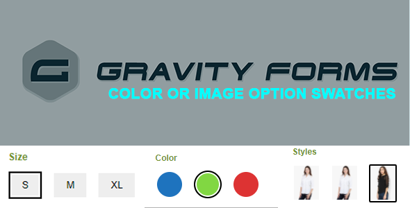 Gravity Forms Color or Image Option Swatches - CodeCanyon Item for Sale