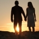 Man and Woman Going To Sunset - VideoHive Item for Sale