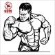 Man with Muscles - GraphicRiver Item for Sale