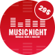 MusicNight Blog WordPress Theme - ThemeForest Item for Sale
