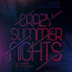 Crazy Summer Night Party Flyer - GraphicRiver Item for Sale