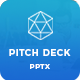 2 in 1 Pitch Deck -Effective Powerpoint 2018 Bundle - GraphicRiver Item for Sale
