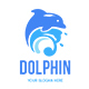 Dolphin Logo - GraphicRiver Item for Sale