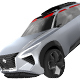 Nissan Xmotion Concept - 3DOcean Item for Sale
