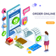Online Services for Financial Transactions - GraphicRiver Item for Sale