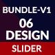 4th of July Web Slider-Bundle