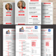 Resume CV Bundle 1 in 2 - GraphicRiver Item for Sale