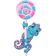 Chameleon with Candy - GraphicRiver Item for Sale