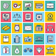 Finance Illustration Icon Set