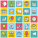 Election Illustration Icon Set