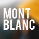 Montblanc Creative Google Slide - GraphicRiver Item for Sale