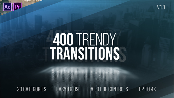 HOT - Transitions 22114911 for After effects vs Premiere- Vip