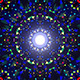 Glow Mandala Circle VJ Loop - VideoHive Item for Sale