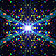 Glow Mandala X VJ Loop - VideoHive Item for Sale