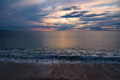 Sunset on the Calabrian beach - PhotoDune Item for Sale