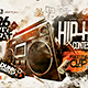Flyer Hip-Hop Contest - GraphicRiver Item for Sale