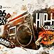 Flyer Hip-Hop Contest