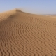 Sand Blowing in Sand Dunes Wind, Sahara Desert - VideoHive Item for Sale