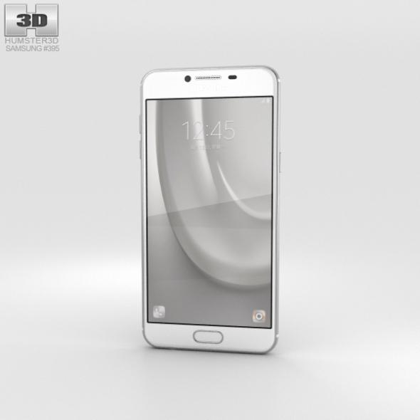 Samsung Galaxy C7 Silver