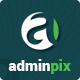Adminpix - Bootstrap Admin Template Dashboard - ThemeForest Item for Sale