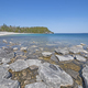 Rocks and Water on a Remote Lakeshore - PhotoDune Item for Sale