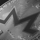 Monero Coin Animated Close View - VideoHive Item for Sale