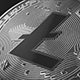 Litecoin Coin Animated Close View - VideoHive Item for Sale