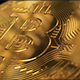 Bitcoin Close View - VideoHive Item for Sale