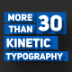 Kinetic Typography - Premiere Pro - VideoHive Item for Sale