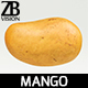 Mango 001 - 3DOcean Item for Sale