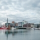 Marina in Tromso, North Norway - VideoHive Item for Sale