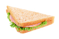 Triangle sandwich isolated - PhotoDune Item for Sale